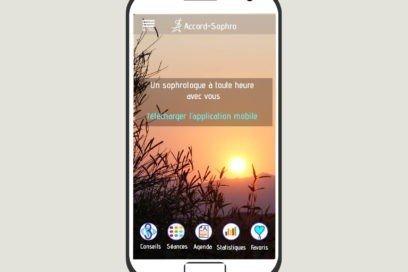 Utilisation Application Mobile