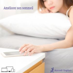 L'application de sophrologie vous permet d'améliorer votre sommeil