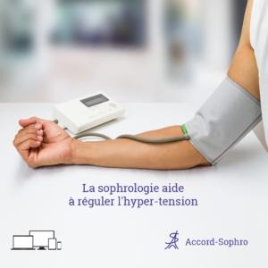 Hypertension et sophrologie