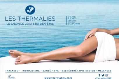 Conférence et Exposition au Salon Thermalies Paris 2020