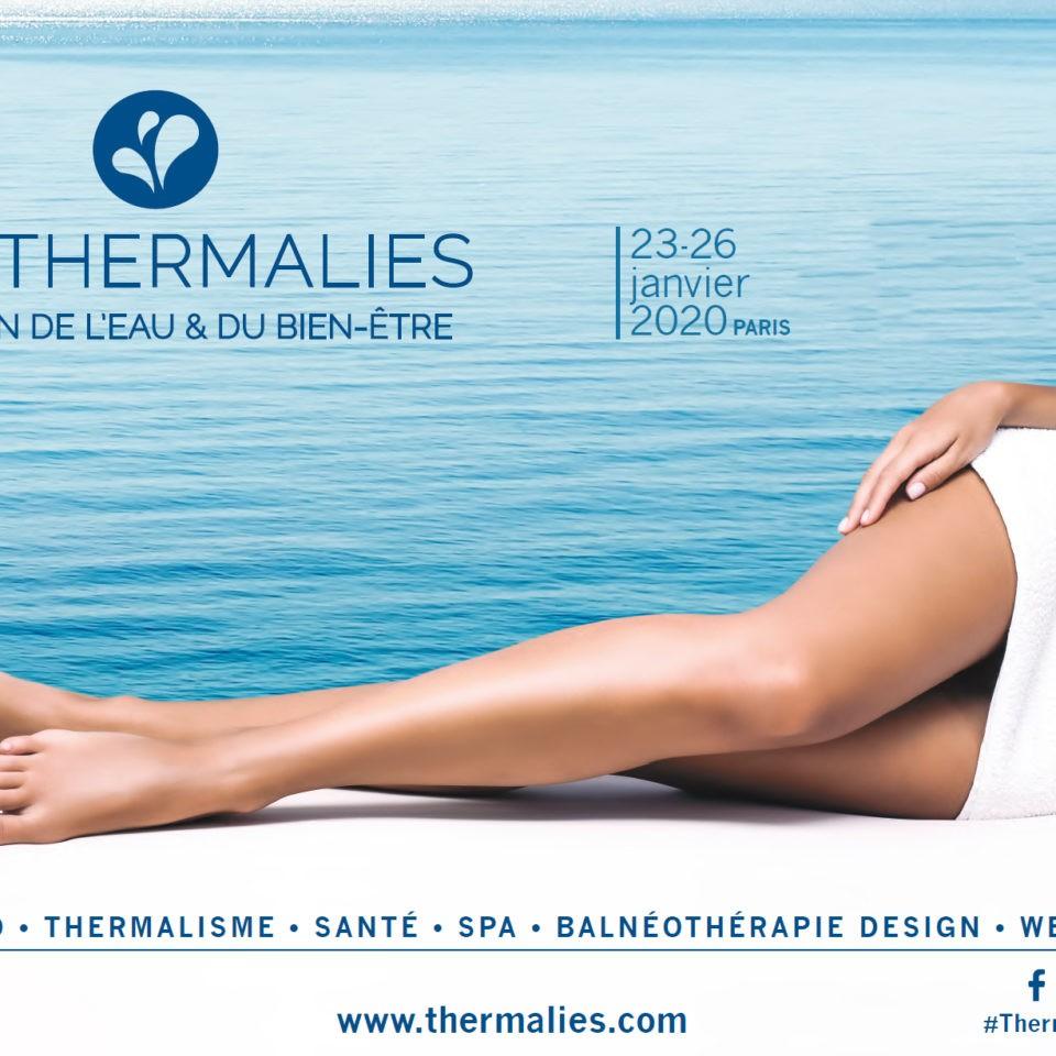 Conférence de sophrologie et exposition salon Thermalies