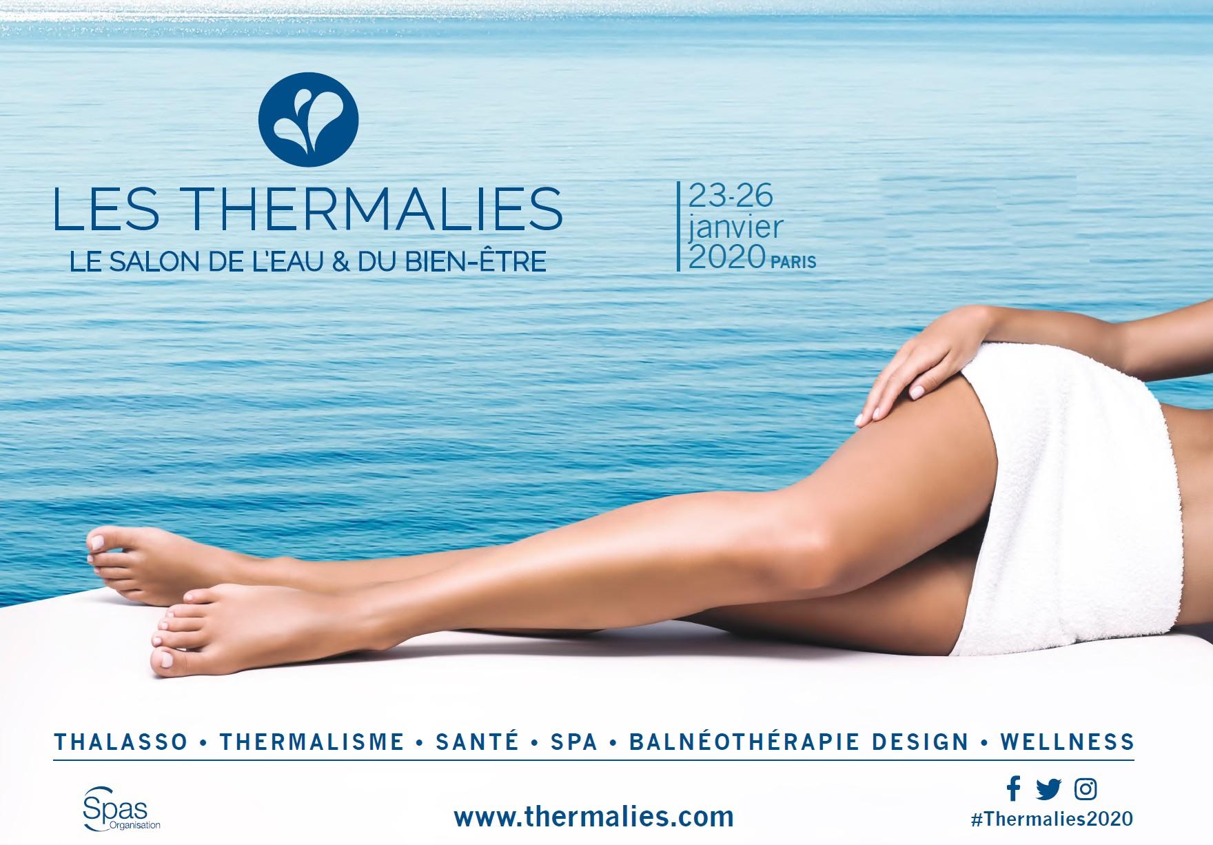 Conférence d'Accord-Sophro et Exposition au stand Accord-Sophro au salon Les Thermalies au Carrousel du Louvre