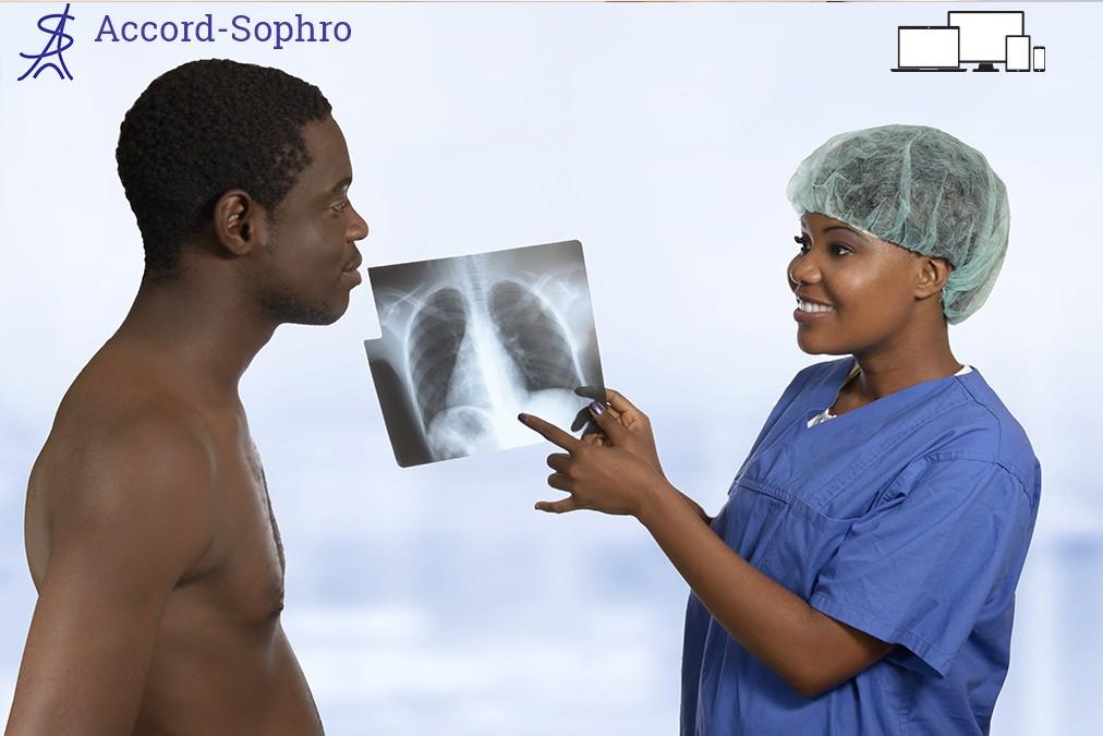 homme tuberculose